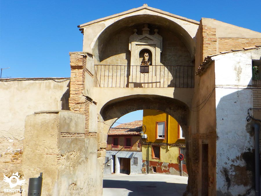 Roman arch of San Andrés and/or Planillo in Calahorra
