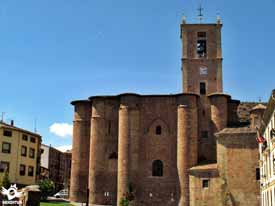Go to Monastery of Santa María la Real