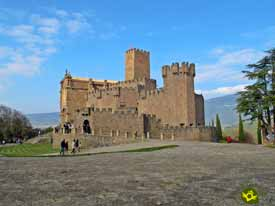 Go to Castle of Javier