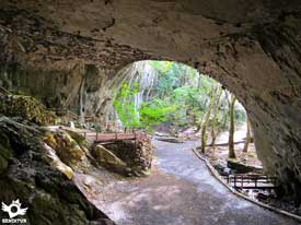 Go to Cave of Zugarramurdi