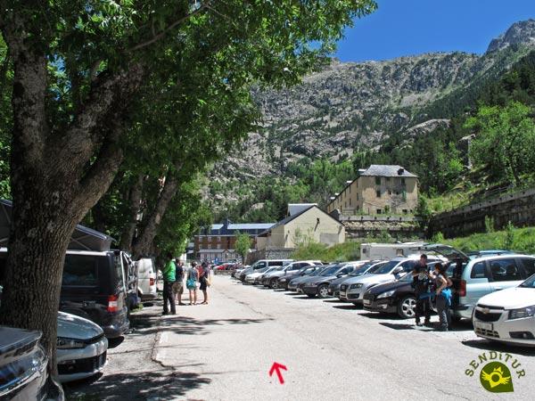 El Tiempo En Baños De Panticosa | El Paseo De La Salud De Banos De Panticosa Huesca Senditur Com