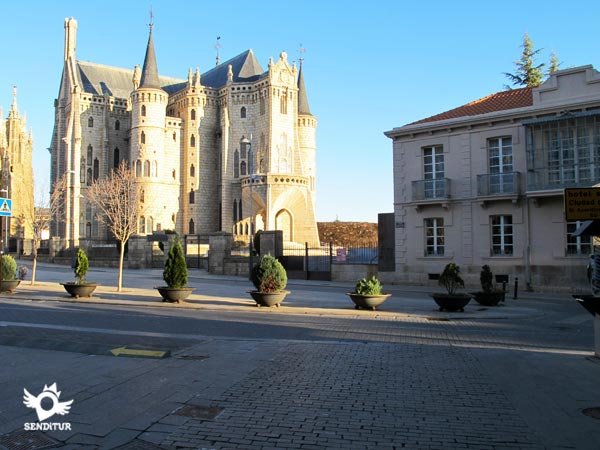 We are facing another of the wonders of Astorga