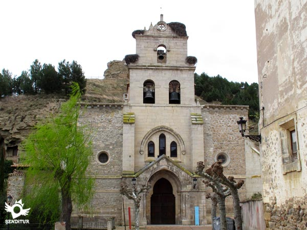 Church of Santa María, Belorado