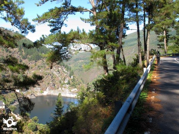 La Mesa Grandas De Salime Camino Primitivo Camino De Santiago