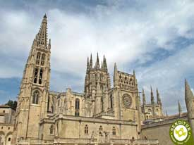 Go to A walk through the history of Burgos