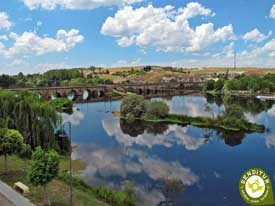 Go to Route through the charming villages of Salamanca