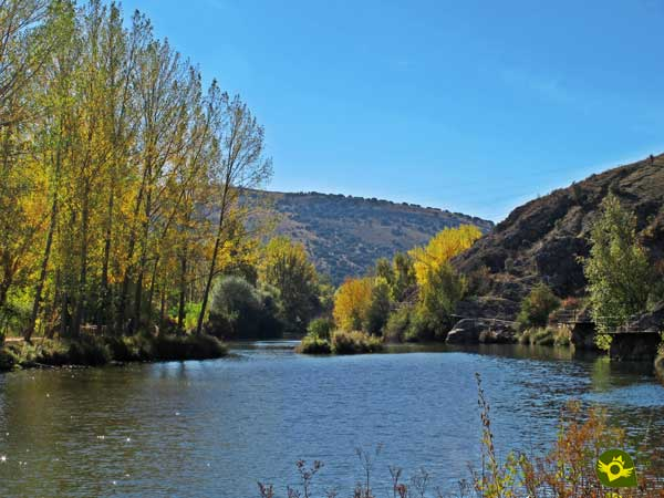 Trail of the Duero from Garray to Soria