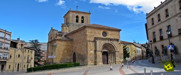 Church of San Juan de Rabanera in Soria