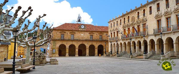 Main Square in Soria