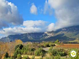 Go to GR 38 Route of the wine and of the fish Section 2 Laguardia-Albaina
