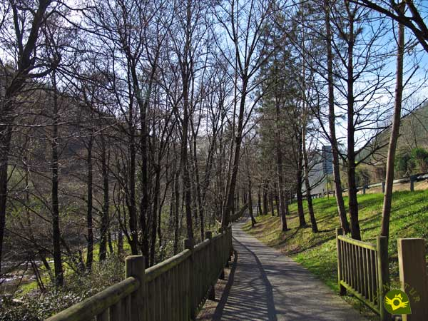 Linear Park of the Nervión