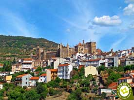 Go to Route of the charming villages of Cáceres