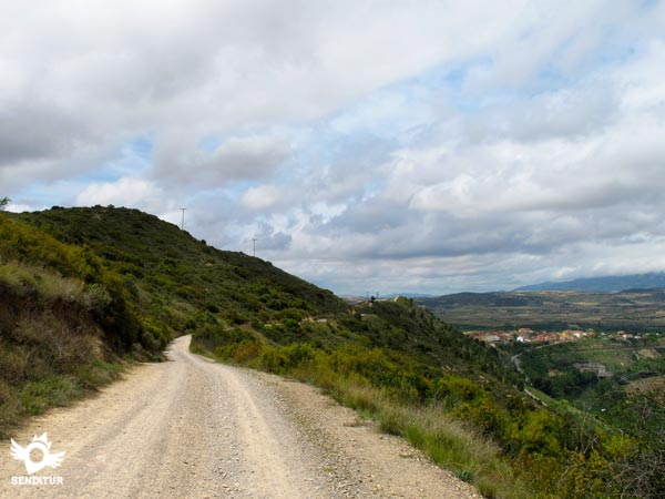 The road now leads to El Cortijo