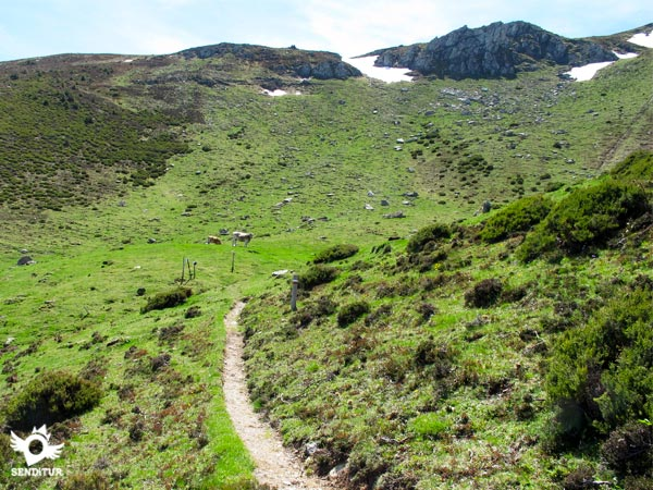 GR 190 Section 1 Ezcaray-Valvanera that of the High Valleys Iberian