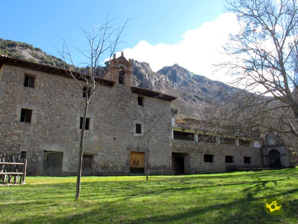 Hermitage of La Magdalena, Route of Peñas