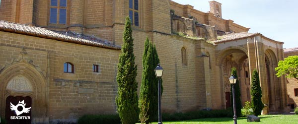 Route of the Monasteries of La Rioja High Monastery of Our Lady of the Piedad