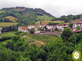 Go to Route through the charming villages of Navarre