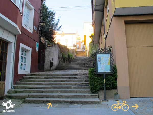 Sarria portomar n camino franc s camino de santiago for Ruta del mueble sarria