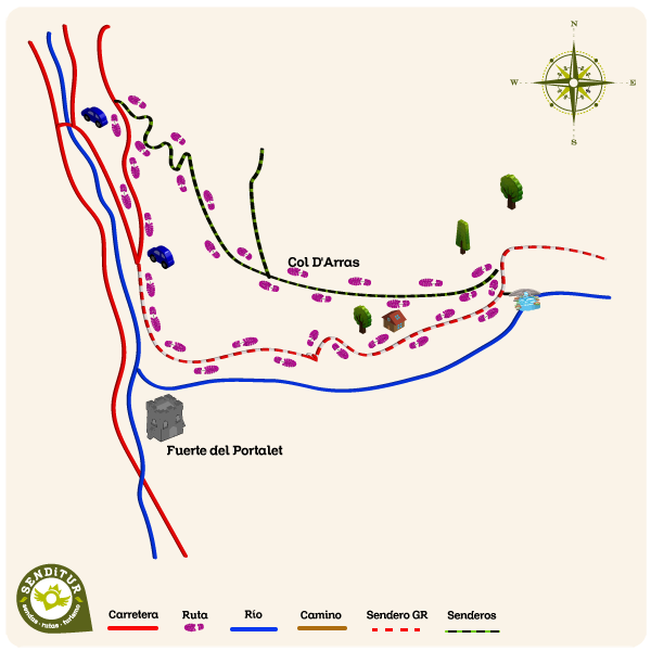 Map of the Way of the Mature