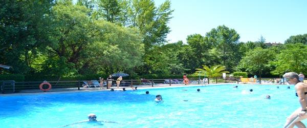 Campingred de haro haro la rioja senditur sendas for Camping en la rioja con piscina
